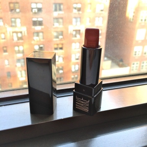 Make Silk Cream Lipstick in Hudson Red